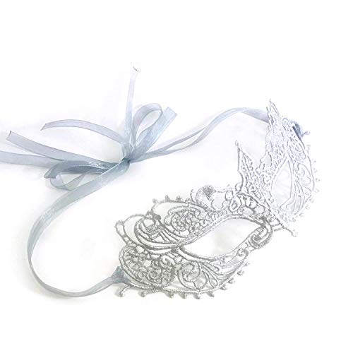 The Authentic Silver Grey Ana Lace Goddess Ana