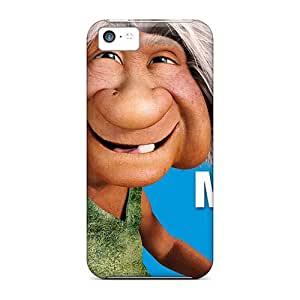 Protector Hard Cell-phone Case For Iphone 5c With Provide Private Custom High Resolution The Croods Series CristinaKlengenberg