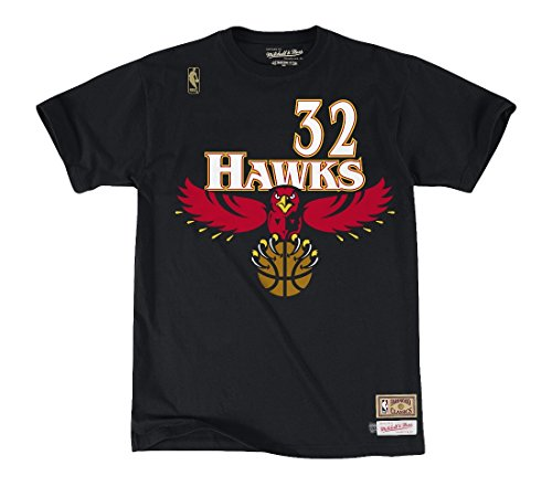 Christian Laettner Atlanta Hawks Mitchell & Ness NBA Men's