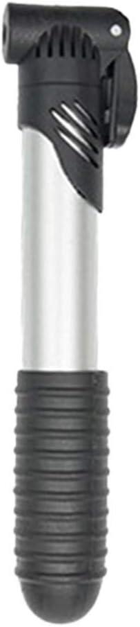 VORCOOL Mini portátil Bomba de Bicicleta Aluminio aleación Bicicleta Bomba de Aire MTB Bicicleta inflador de neumáticos (para Presta Schrader Válvula
