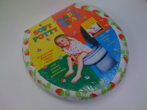 Nw Portable Soft Cushion Potty Baby Toilet Train Seat