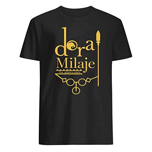 (USA 80s TEE Dora Milaje The Adorea Ones Shirt)