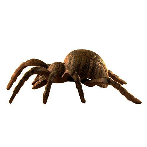 Cast Iron Large Tarantula Spider Outdoor Statue