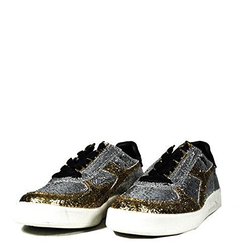 Silver Glitter Diadora Grigio gold B elite black FwwHqEtT1