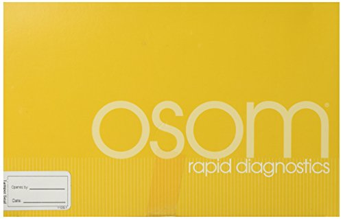 OSOM HCG Combo Pregnancy Test 25/Box