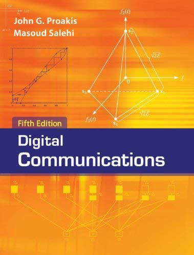 Digital Communications 5ed