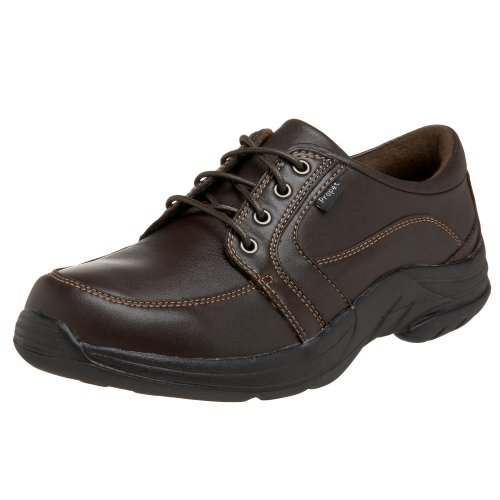 Broncos Brown Leather - Propet Men's M1019 Commuterlite Walking Shoe,Bronco Brown,10.5 EEE