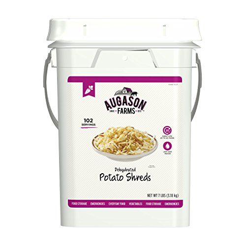 Augason Farms Dehydrated Potato Shreds by Augason Farms
