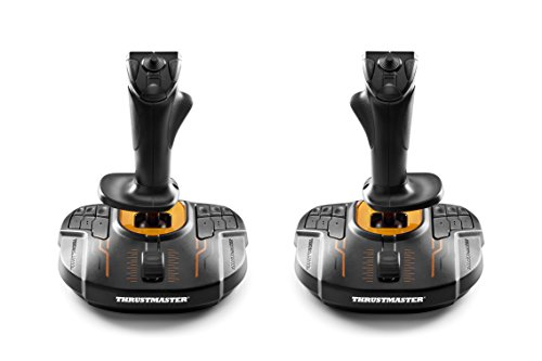 (Thrustmaster T 16000M SPACE SIM DUO)