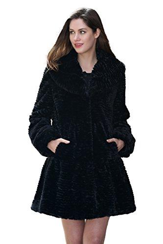 Persian Lamb Fur Coat Jacket - 4