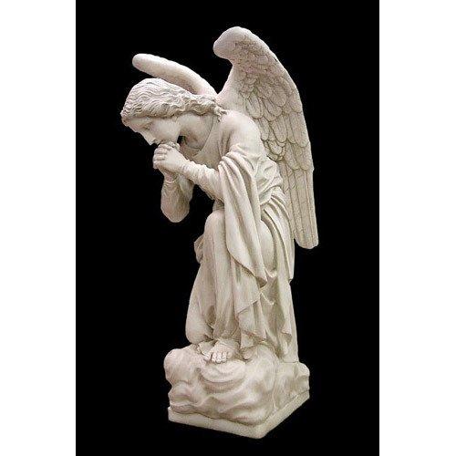 (Orlandi Statuary Adoration Kneeling Angel (praying))