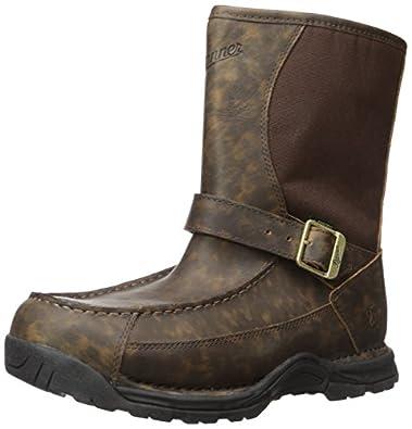 Amazon.com | Danner Men's Sharptail Rear-Zip 10-Inch Hunting Boot ...