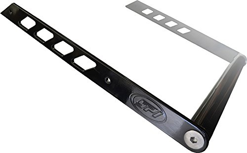 Straightline Performance Carbon Fiber Bumper - Black 183-121