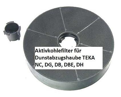 Carbonfilter kohlefilter für dunstabzugshaube teka mann
