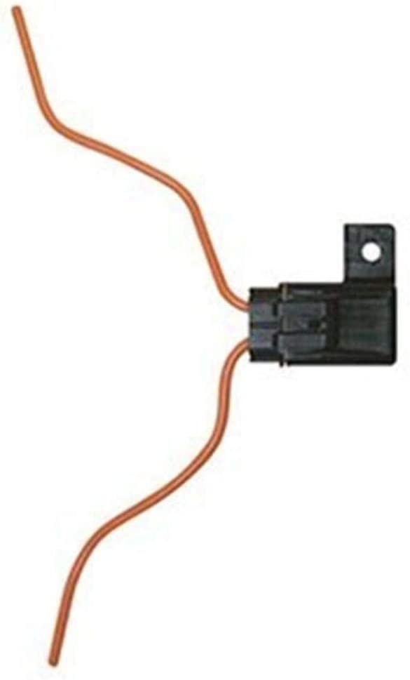 32V//30A 1 Pack #12 Wire Leads Bussmann HHU Water Resistant In-Line ATM Fuse Holder