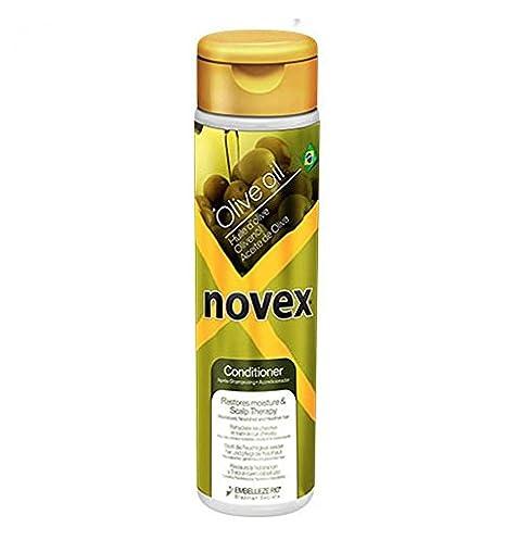 Après-shampoing Huile dolive - 300ml Novex Embelleze ...