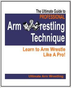 Arm wrestling training book for beginners bodybuilding. Com forums.