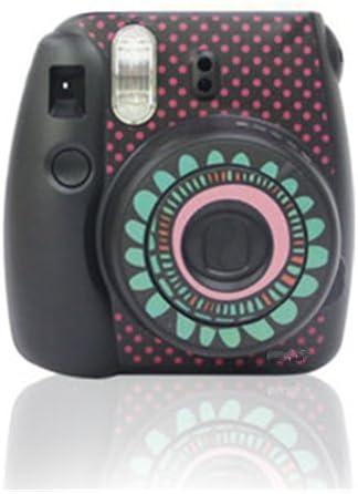 Floral Camera Sticker for Fujifilm Instax mini 8 Pink