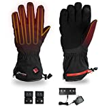 Venture Heat Battery Heated Gloves 5hr - The ALT Insulated Gloves, Rechargeable