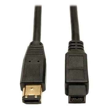 Amazon.com: Tripp Lite FireWire 800 IEEE 1394b Hi-speed Cable ...