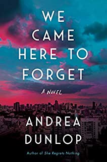 Book Cover: We Came Here to Forget: A Novel