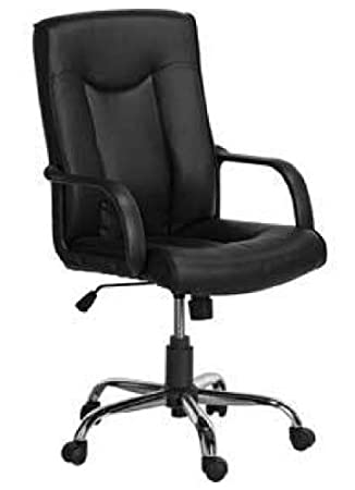 Terrific Ex Argos Ryan High Back Leather Effect Luxury Office Chair Andrewgaddart Wooden Chair Designs For Living Room Andrewgaddartcom