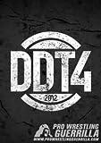 Pro Wrestling Guerrilla: PWG DDT4 2012 DVD