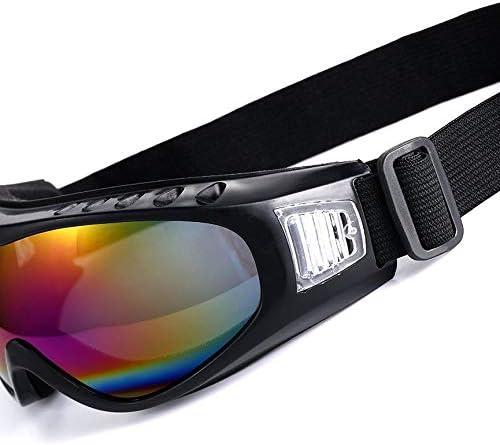 Grapdopk Outdoor Motorrad Skibrille Snowboard M/änner Frauen Anti-Fog Skibrille Schneemaske Skate Eyewear Skibrille