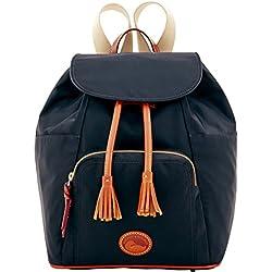 Dooney & Bourke Nylon Backpack (Black)