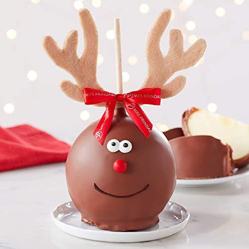 - Mrs Prindables Reindeer Jumbo Caramel Apple