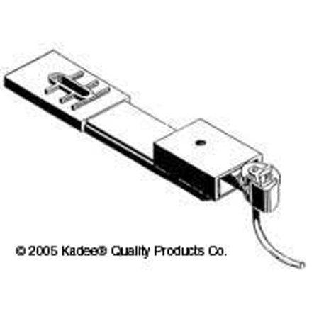 "HO AHM/Rivarossi Conversion Coupler, 4-Wheel by ""Kadee Qualtiy Products, CO."""
