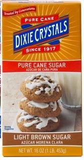 (Dixie Crystals Light Brown Sugar, 1-Pound)