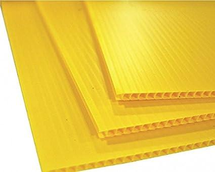 AVIR Corrugated Plastic Sheets-Sign Planks-Long-Flute-0 15
