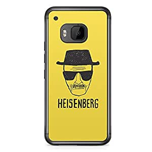 HTC One M9 Transparent Edge Case Breaking Bad Heisenberg