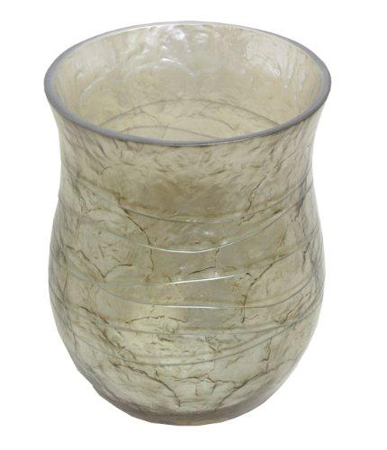 UPC 080166894026, Capella Silver Wastebasket