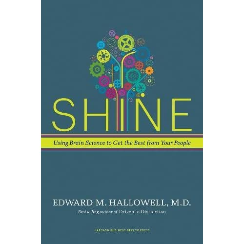 Shine: Using Brain Science to Get the Best from Your People (Hardcover)