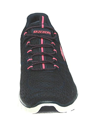 Skechers Sport Donna Elite Sinergia Moda Sneaker Blu / Bianco / Rosa