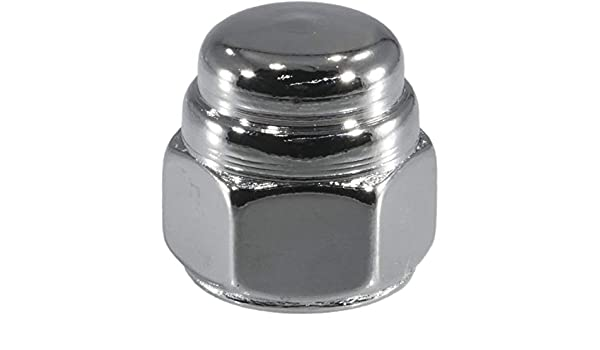 Hard-to-Find Fastener 014973438159 Flat Head Acorn Nuts 3//8-24 Piece-10