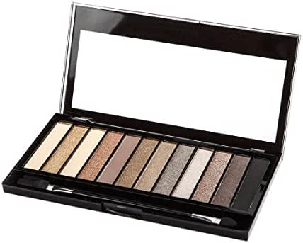 Eyeshadow: Revolution Redemption Eyeshadow Palette