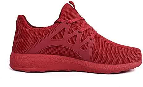 Feetmat Womens Sneakers Ultra Lightweight Breathable Mesh Athletic Running Shoes