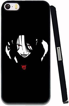 Coque iPhone 5, Fullmetal Alchemist Etui Anime Style, iPhone 5s ...