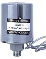 Waterdrukschakelaar, waterdrukschakelaar Elektronische controller voor automatische Boo-ster-pomp Industriële benodigdheden 220v(1.0-1.8kg)