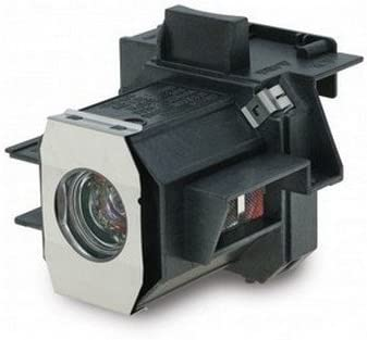 Projector Lamp Assembly with Genuine Original Osram P-VIP Bulb inside. TW550 Epson Projector Lamp Replacement