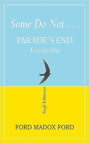 Parades End Ebook
