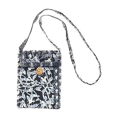 Amazon.com: Bops - Bolso bandolera de tela Kantha, hecho a ...