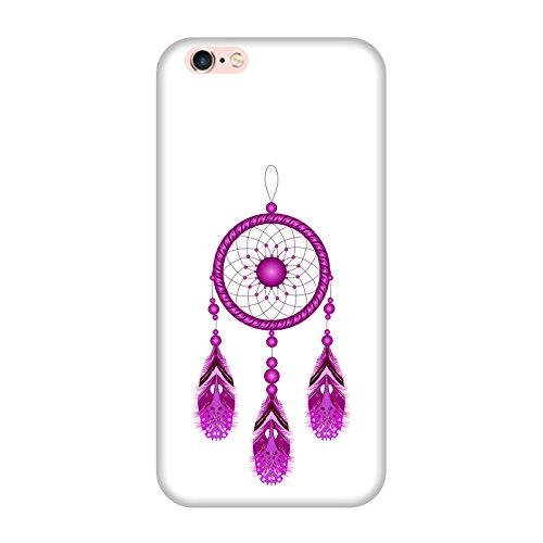 Coque Apple Iphone 6-6s - Attrapeur de rêves rose