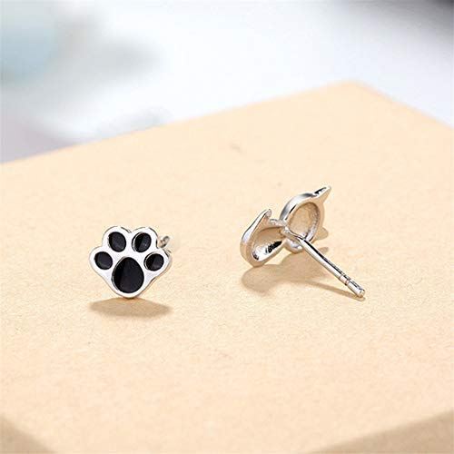 VWH Women Girls Animal-Shaped Earrings Asymmetric Stud Earrings Accessory Ear Jewelry