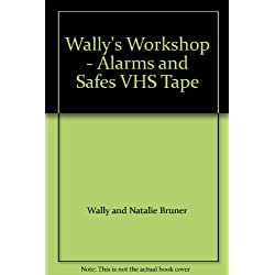 Wally's Workshop - Alarms and Safes VHS Tape
