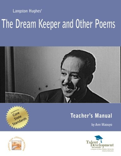 The Dream Keeper and Other Poems Teacher's Manual