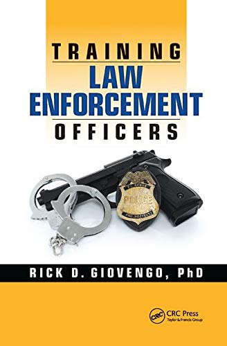Training Law Enforcement Officers-cover